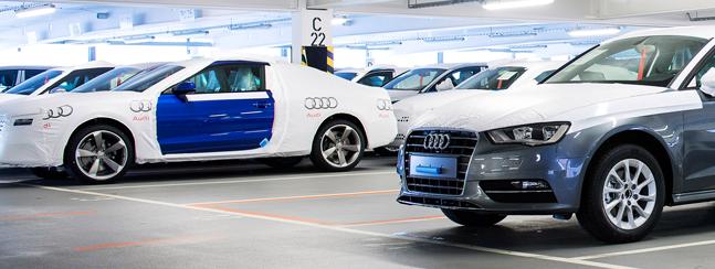Audi MediaServices