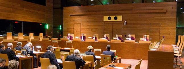 Europäischer Gerichtshof (EuGH)