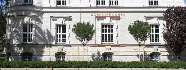 Bayerische Börse AG